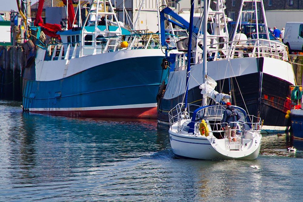Amble-Harbour